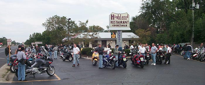 Mark gallagher 39 s motorcycle page for Chicago area honda dealers