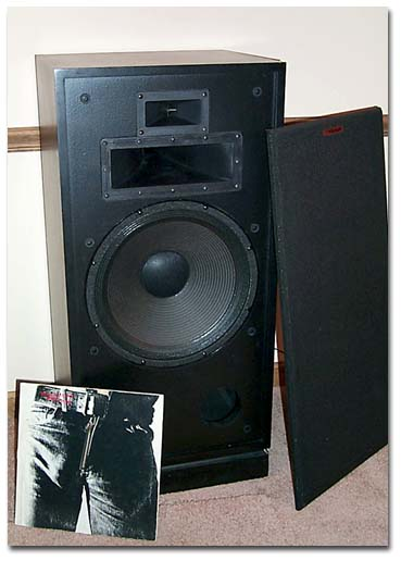 vintage klipsch bookshelf speakers. klipsch chorus speakers vintage bookshelf n