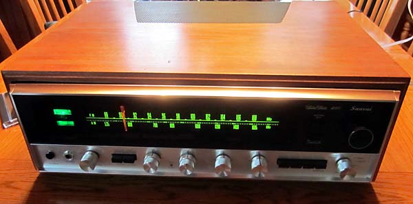 86 Stock Image Of Vintage Hi Fi Stereo Amplifier Tuner