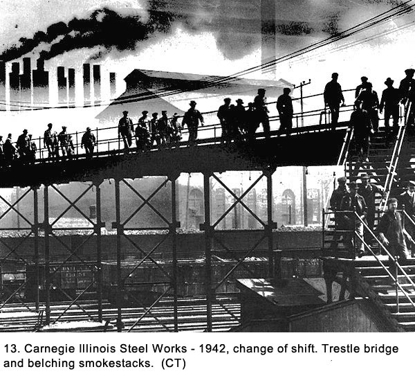 carnegie steel The role of andrew carnegie in the history of the united states of america.