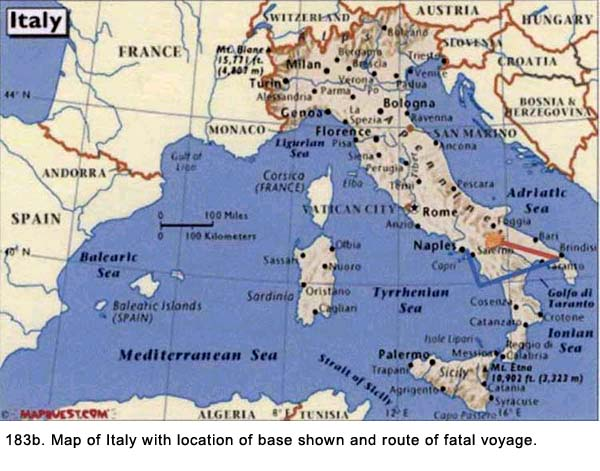 World war ii story post war chicago chapter 30 gallagher map of italy gumiabroncs Choice Image